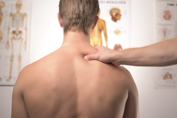 Chiropractic neck pain treatment